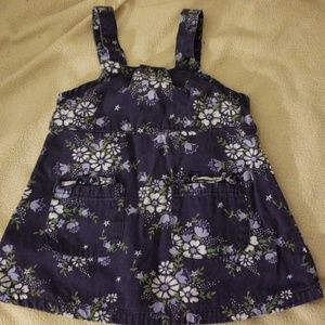 Old navy purple dress